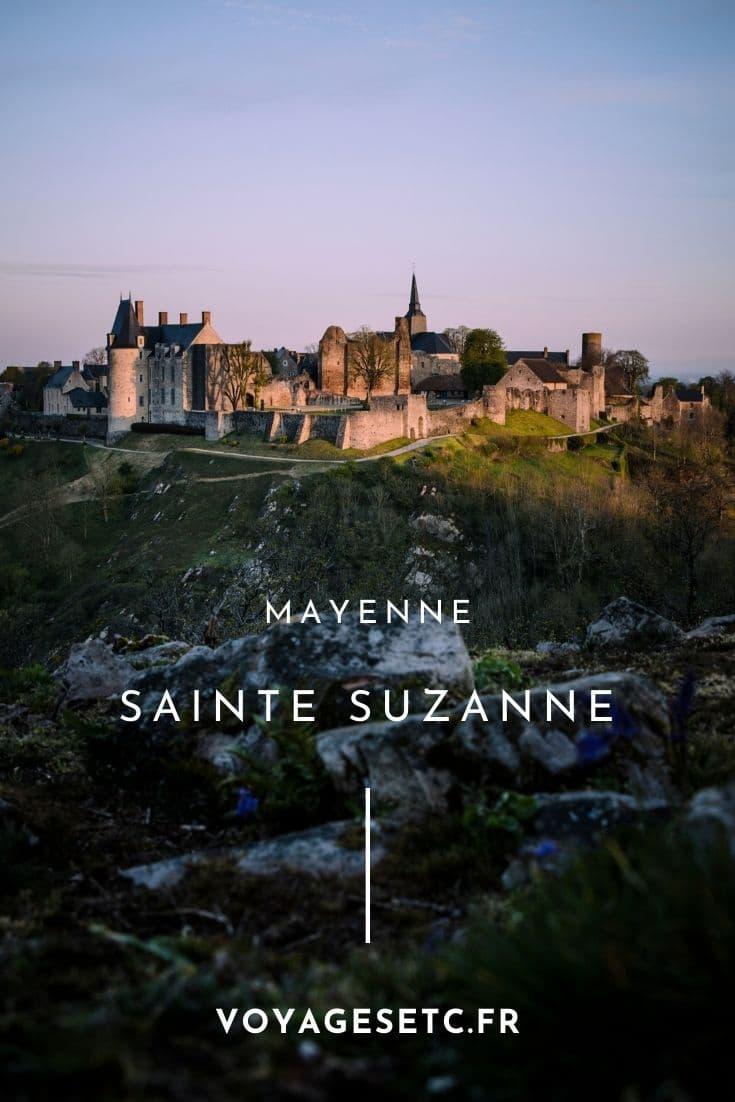 Derrière les murs de Sainte-Suzanne avec Dominique Philion et Eric Parizeau