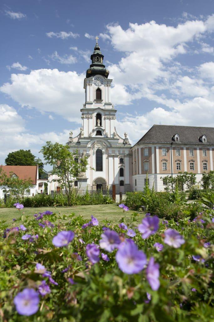 Extérieur de l'abbaye Wilhering