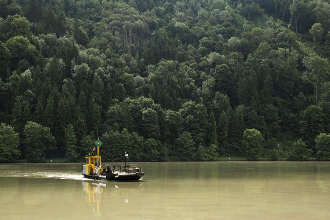 Ferry à Inzell