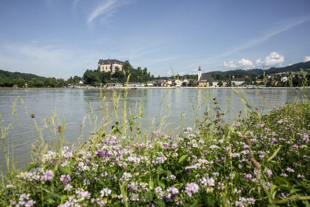Grein, jolie ville sur le Danube