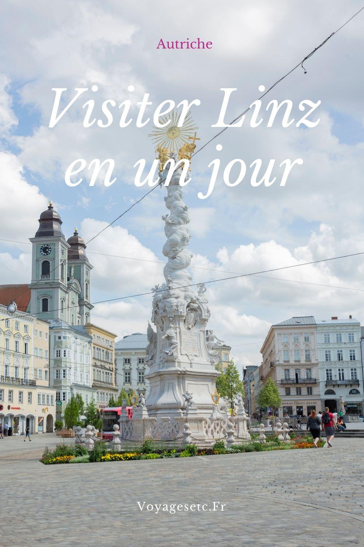 Visiter Linz en 1 jour : Mes incontournables entre nature & culture