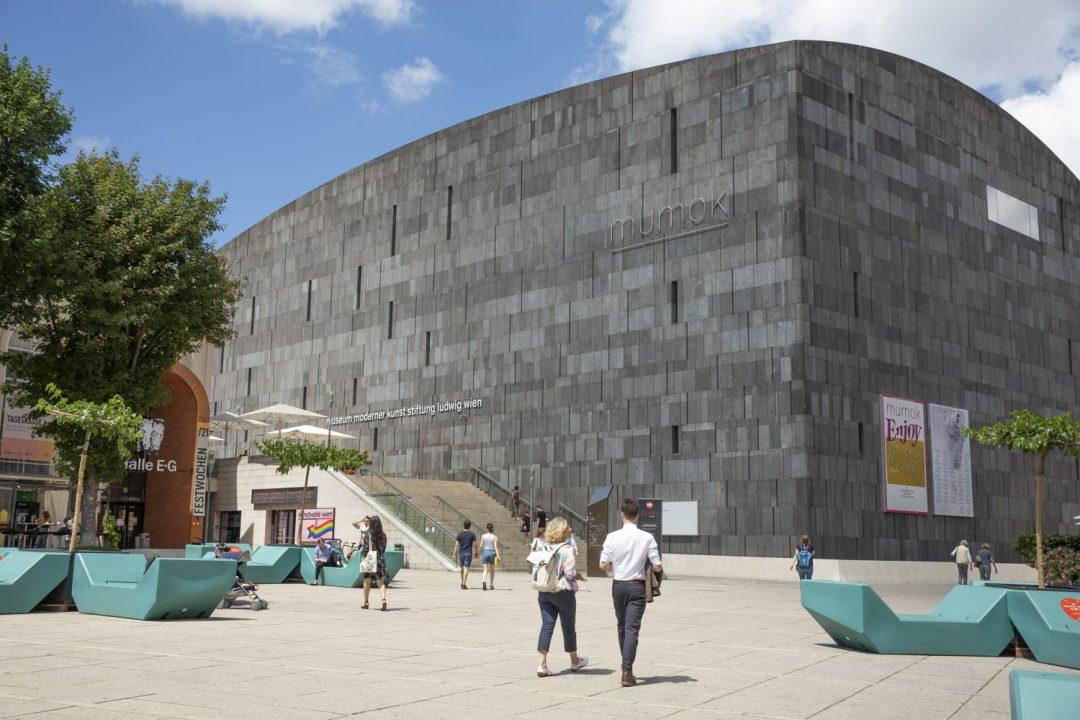 Museumsquarter Vienne